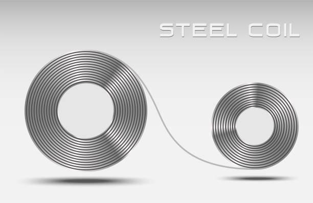 Rolled steel coil, steel sheet