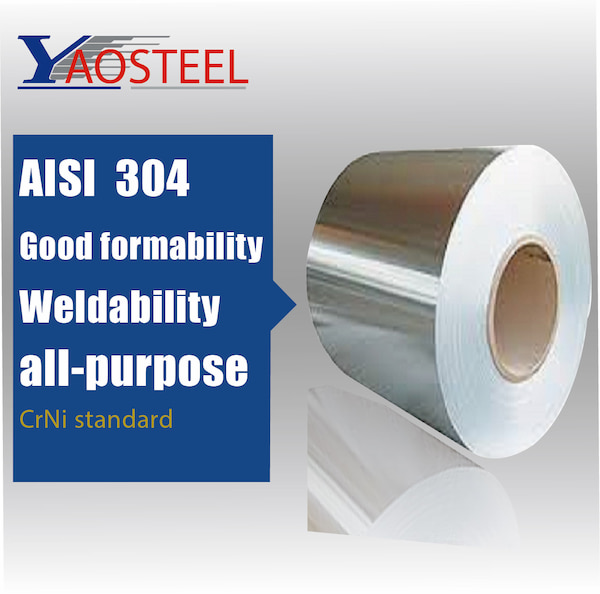 304 stainless steel foil