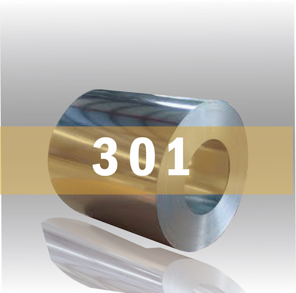 301 Austenitic Stainless Steel coil, 301 ss coil