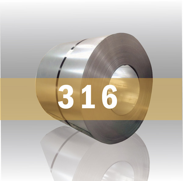 316 ss coil, stainless steel coil flat strip