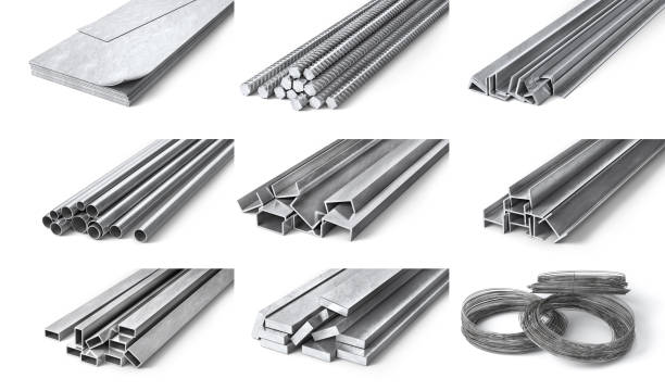 Rolled metal products. Steel profiles and tubes.