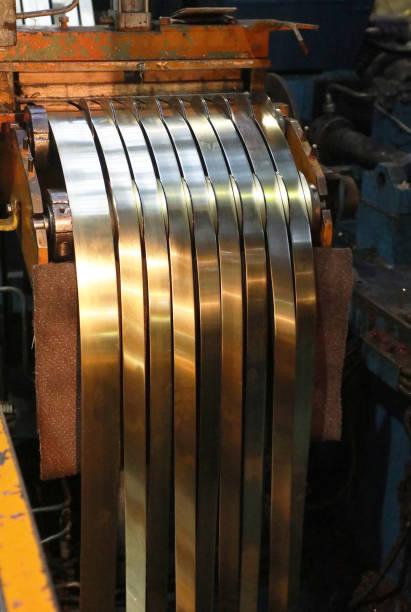 stainless steel slitting technology